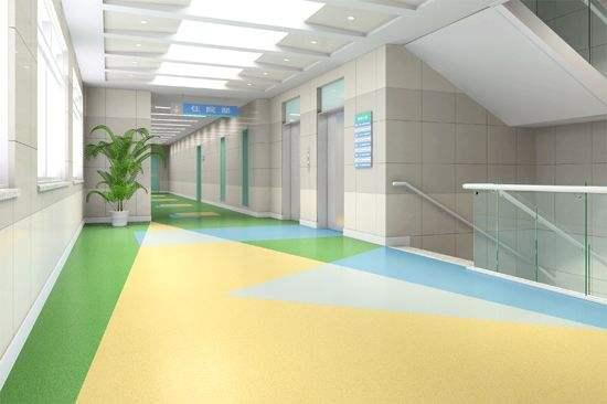 PVC地坪,PVC运动地板,运动场地坪