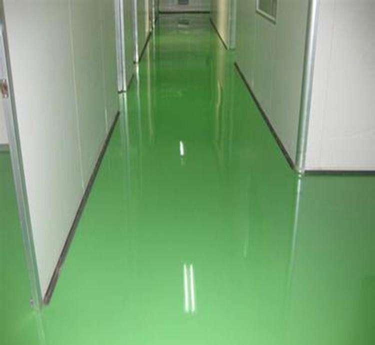 洁净地坪,厂房车间洁净地面,环氧洁净地坪